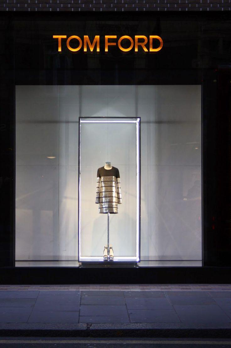 www.retailstorewindows.com: Tom Ford, London