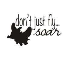 Dumbo - Don't Just Fly... Soar T-Shirt