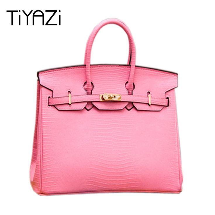 77.05$  Watch here - http://alir5k.worldwells.pw/go.php?t=32722491622 - Women Bag  Genuine Leather Handbag Bolsa Feminina Luxury Handbags Designer Sac a Main Femme De Marque Tote Tassen Borse Hand Bag