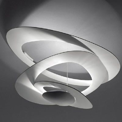 artemide_Pirce Mini plafondarmatuur 54W LEDhttp://www.designlightingonline.eu/nl/artemide-litech-1073/pirce-3585/
