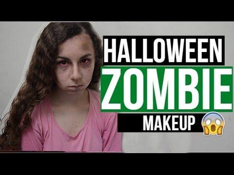 Este es el primer video de mi serie de videos de Halloween! Este maquillaje es súper fácil, para hombres y para mujeres. Like si sabes de qué anime es la can...