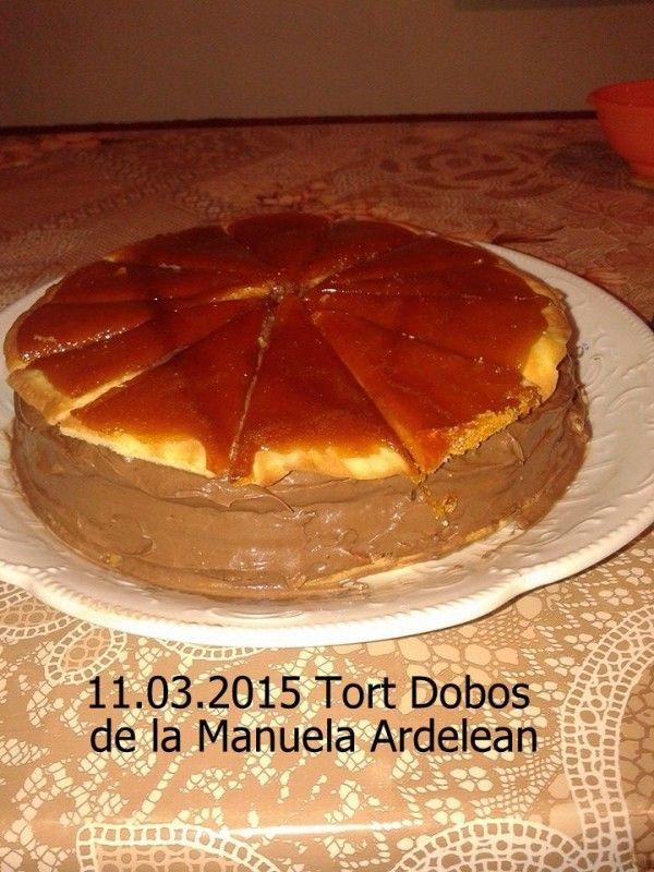 11.03.2015 Tort Dobos Manuela Ardelean