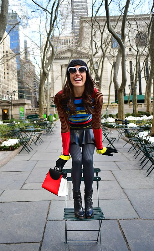 High-energy days call for outfits that do more. Check out how NYC Pretty styled …