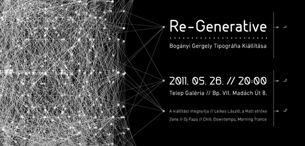 Re-Generative by Gergely Bogányi, via Behance