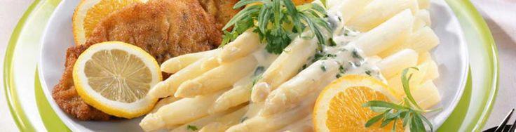 Wiener Schnitzel mit Spargel | REWE Rezept