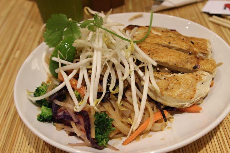 Thai Hot Pot from Noodles & Co., Virginia Beach, VA