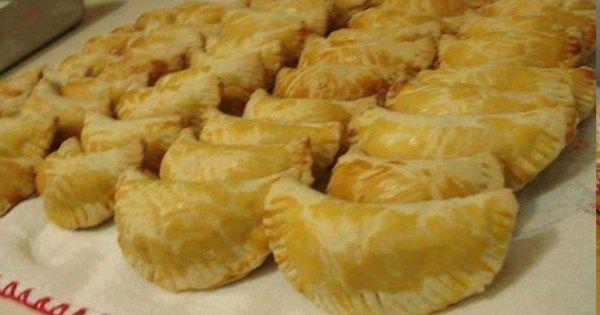 Veja a Deliciosa Receita de Pasteis de Forno Assado. É uma Delícia! Confira!