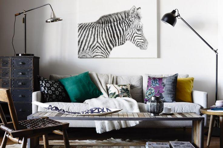 Zephir the Zebra Artwork (2)