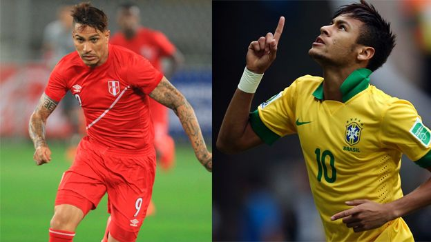 Perú vs. Brasil: el posible once del 'Scratch' en el debut de la Copa América. June 12, 2015.