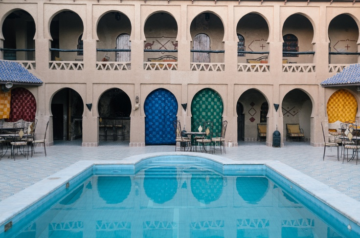 Arcadia    Morocco