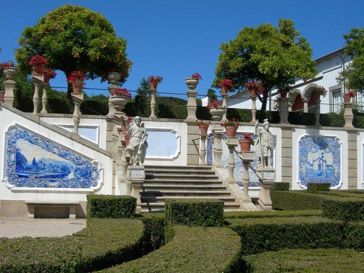 Castelo Branco - Portugal (Jardim das Estátuas)