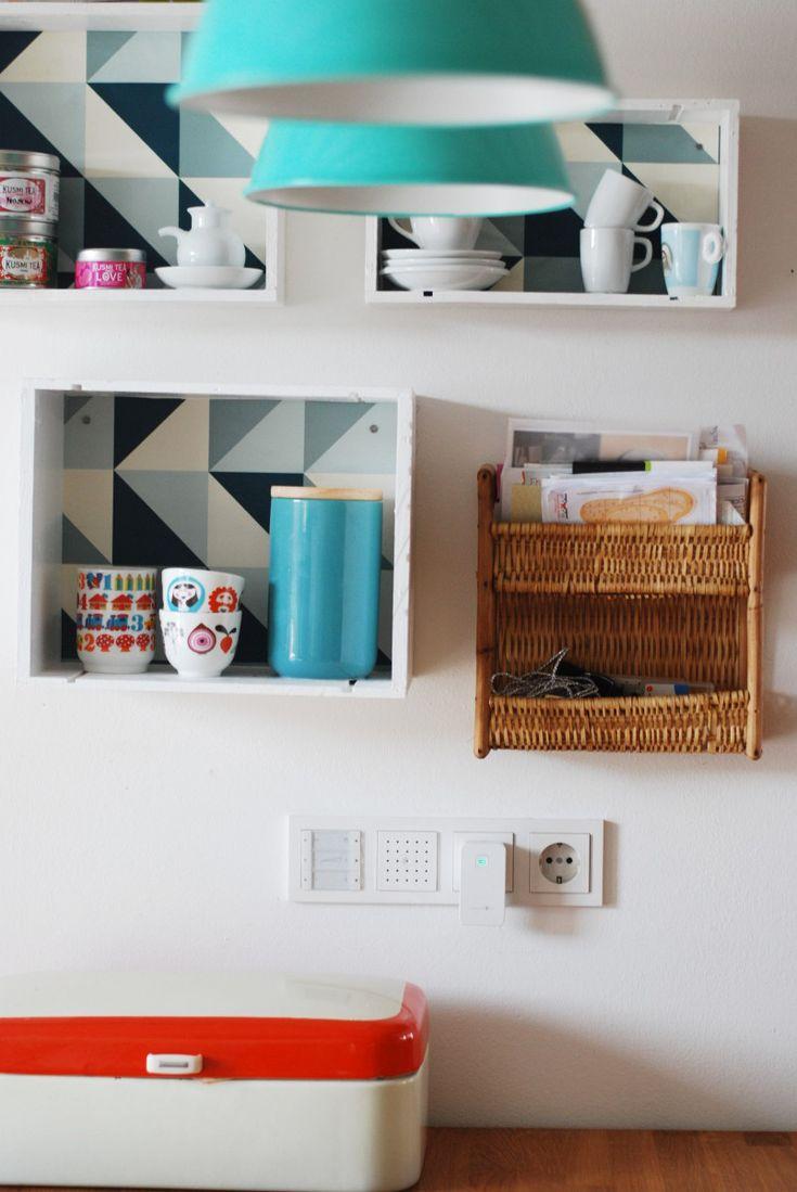 182 besten regale bilder auf pinterest regalkonsolen badezimmer und holzarbeiten. Black Bedroom Furniture Sets. Home Design Ideas
