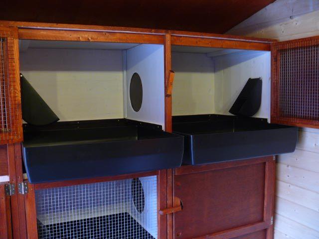 ber ideen zu hasenstall selber bauen auf pinterest. Black Bedroom Furniture Sets. Home Design Ideas