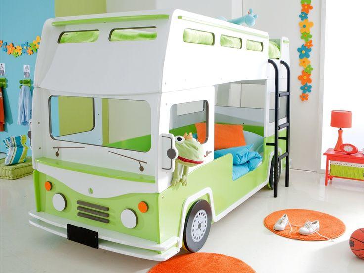 Kinderbett auto  Die besten 25+ Autobett Ideen auf Pinterest | Jungen Auto ...