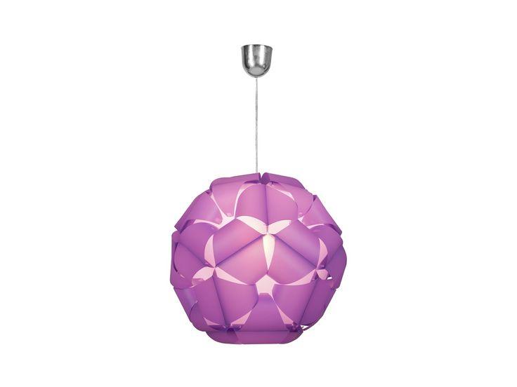 lampa wisząca Chipsy purple