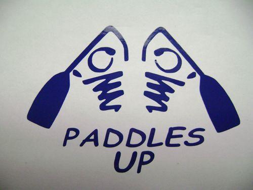 I LOVE paddling !!!