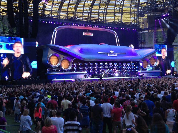 Koncert BonJovi w Gdańsku / #BonJovi #concert at #PGEArena in #Gdansk