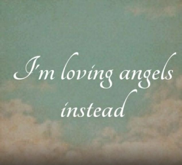 "Love this song --Robbie Williams ""Angels"""