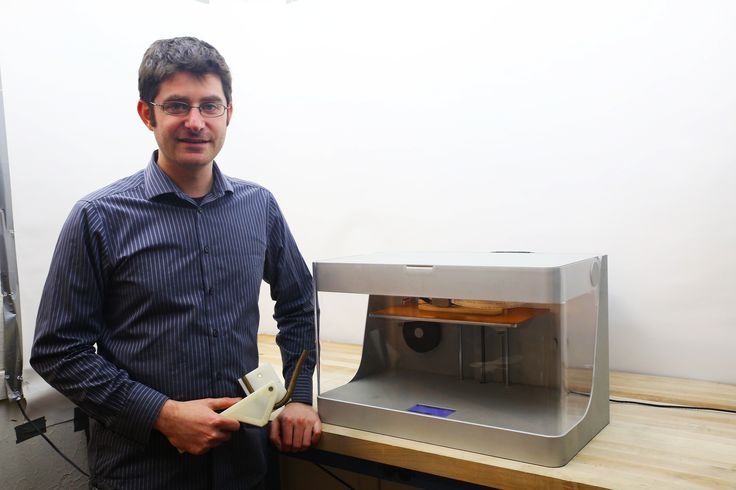 TC Makers: We Learn How MarkForged Prints Unbreakable Objects | TechCrunch