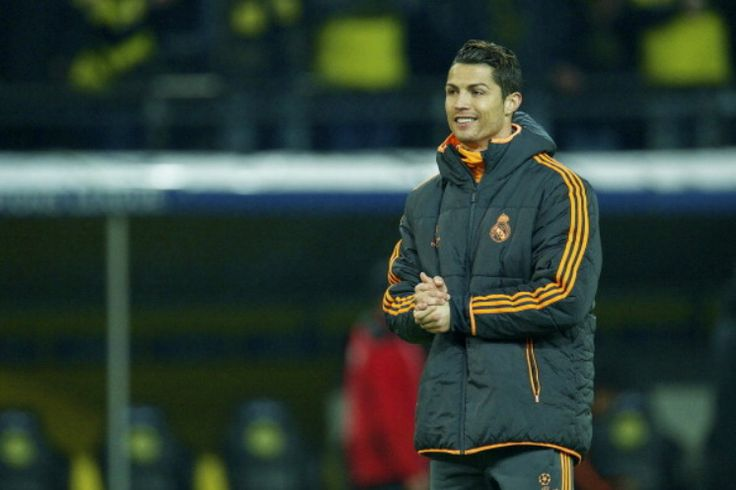 Cristiano Ronaldo ready to greet Bayern Munich