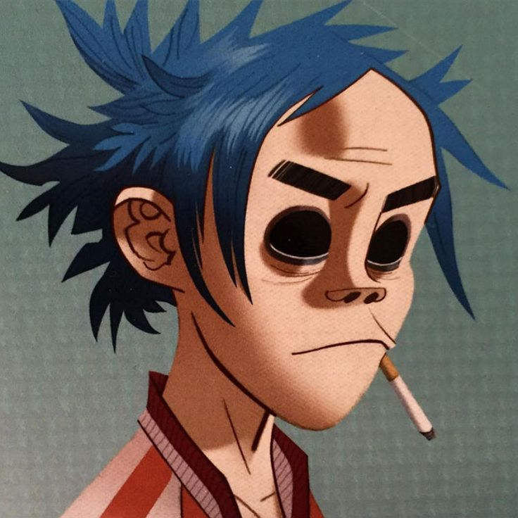 Clint Eastwood stars Gorillaz 2016 new album progress & artwork unveil