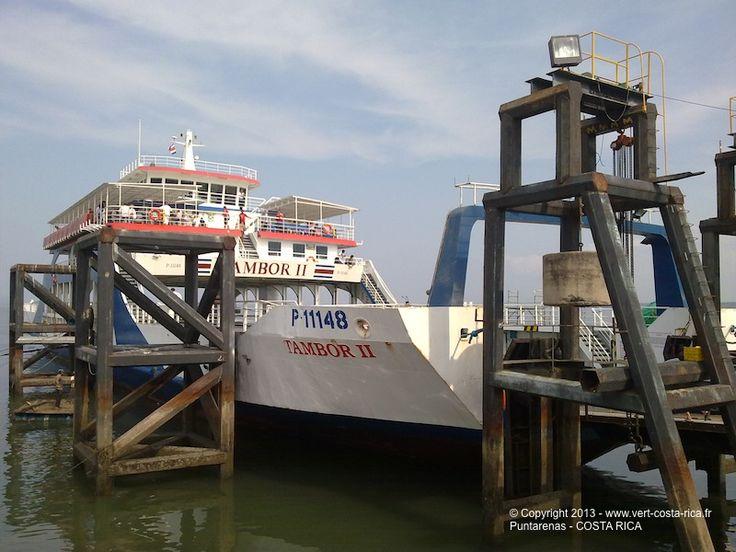 Ferry de Puntarenas, Costa Rica : découvrez la ville de #Puntarenas et comment prendre le ferry de Puntarenas à Paquera pour rejoindre la péninsule de Nicoya... Cliquez ici : http://www.vert-costa-rica.fr/mon-voyage/ville-puntarenas-ferry  #paquera #ferrytambor