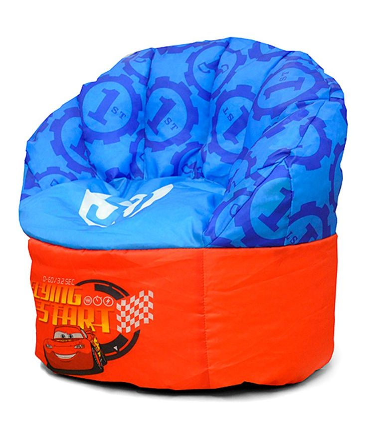 Take A Look At This Pixar Cars Toddler Bean Bag Chair Today 2299