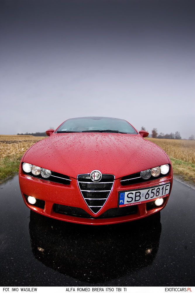 What are you looking for? Alfa Romeo 1750 TBi TI review: http://exoticcars.pl/testy/alfa-romeo-brera-1750-tbi-ti/