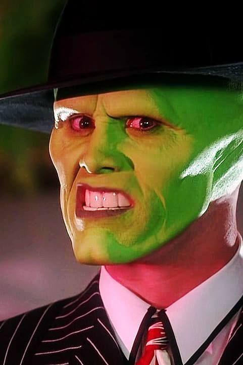 Jim Carrey ~ The Mask