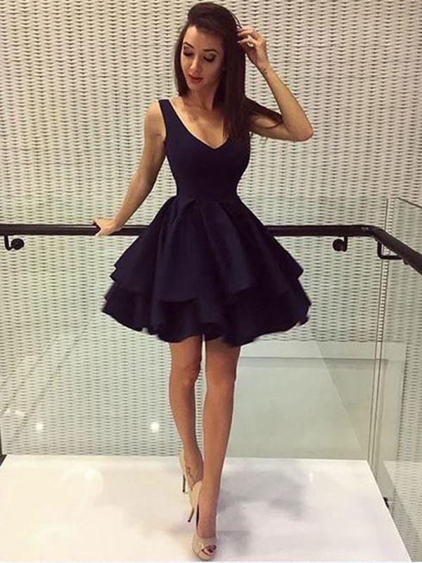 Little Black Dresses Black Homecoming Dresses Black Prom Dresses