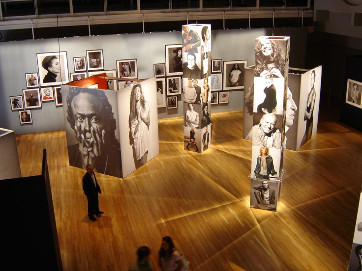 Over 200 photos appear in this exhibit from Gap, Inc. which was designed, fabricated and installed by Gizmo Art Production. My duties included schematic design, layout, label design, proofing of image...