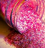 mac glitter eyeshadow make up beauty