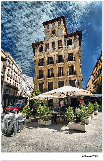 Rincón en Madrid, Spain