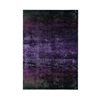 Designers Guild, Phipps Aubergine, Rug, Small, Designers Guild #designerguild #rug #rugs #trend #purple #purpledesign #interiordesign #homedecor