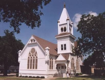 First Presbyterian Church, Bonham, Texas