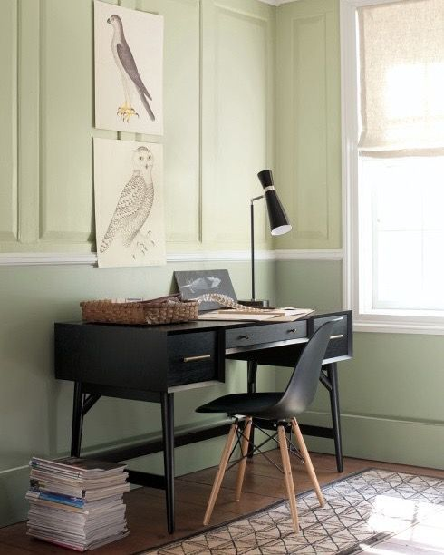 home office paint color ideas inspiration in 2020 with on paint colors for professional office id=45780