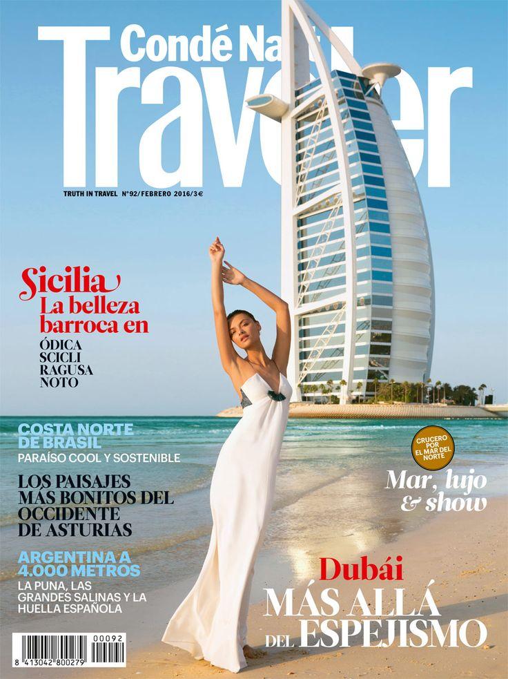 Número 92, febrero: Dubái, Argentina, Sicilia, Asturias...