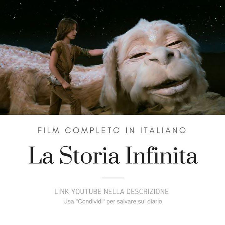 La Storia Infinita [Film Completo]: https://www.youtube.com/watch?v=PdVdIAvDKhY&list=PLXaYyxQb69ea3Pey-WsqT1_cT_QxLxahU #Film #FilmCompleti #Documentari