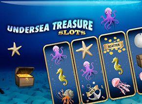 Casino Games Undersea Treasure Slots