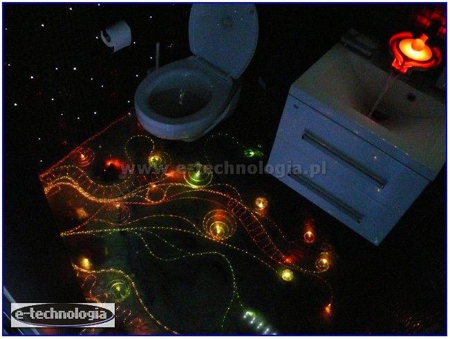 łazienka, oświetlenie łazienki, aranżacje łazienki, nowoczesna łazienka, projekt…