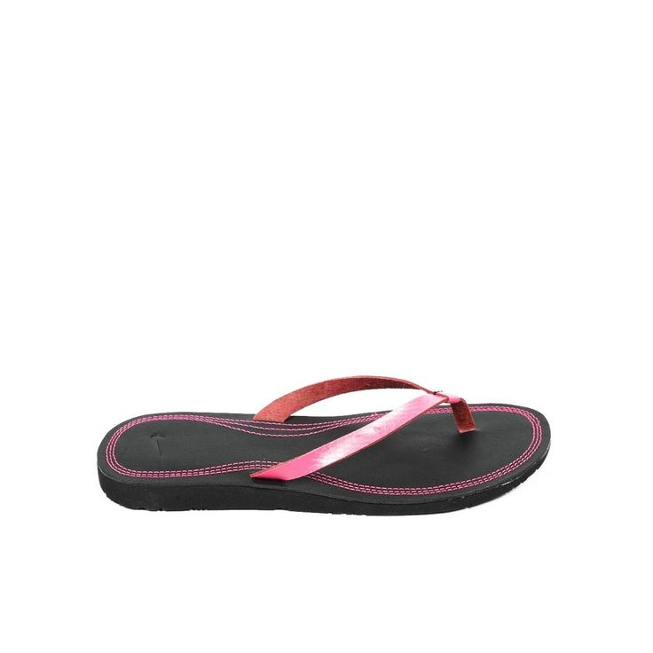 Black 38 EUR - 7 US Nike ladies flip flops Celso Girl City Thong 386860 602