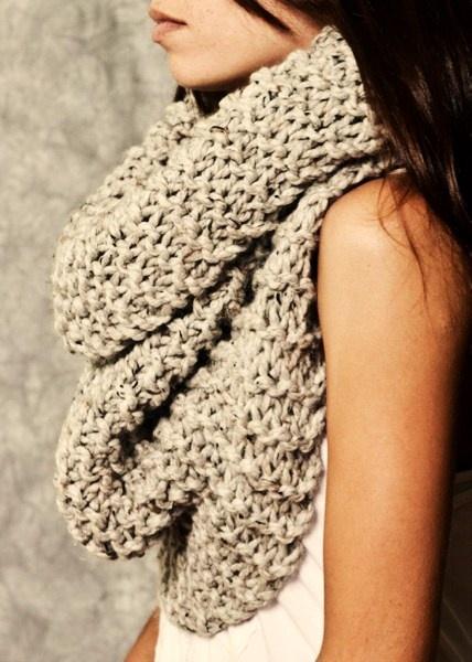 ♥ Eternity Scarves In Winter!