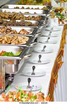 17 Best ideas about Wedding Buffet Food on Pinterest Buffet