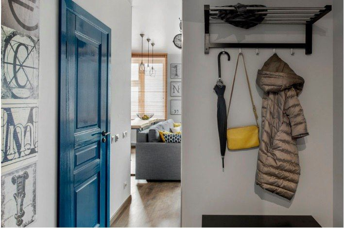 Дизайн однокомнатных квартир и квартир студий