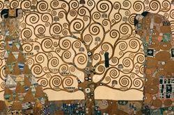 The Tree of Life - Gustav Klimt Poster - Beautiful College Dorm Poster