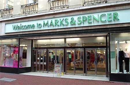 Knickers and prepared meals were always a treat to purchase at Marks & Spencer. Aka Marksies or M&S.