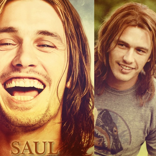 Pineapple Express  Saul  (James Franco):  Hot stoner dude; nice and chill...