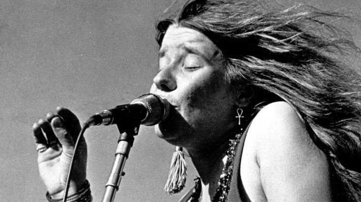 48 Years Ago: Janis Joplin Records 'Me And Bobby McGee,' And Music Is Never The Same Again | Society Of Rock Videos