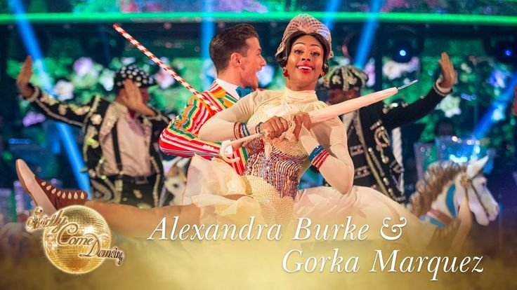 Alexandra and Gorka Charleston to 'Supercalifragilistic' - Strictly Come...