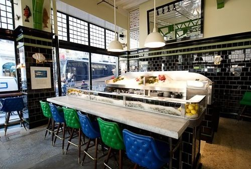 Want a Rezzie at The John Dory Oyster Bar? Then You'll Have to Check Into The Ace || HotelChatter